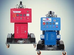 Оборудование высокого давления для напыления ппу RuSpray.