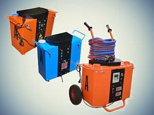Оборудование низкого давления для напыления и заливки пенополиуретана PPU