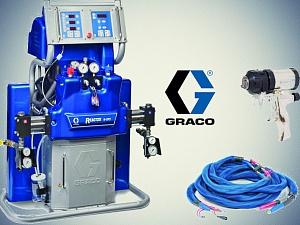 Установки для ппу и полимочевины GRACO